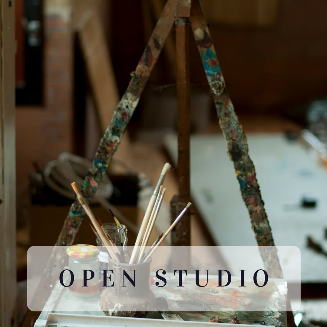 *Take advantage of our Frequent Artists Discount-Open Studio Time www.tubacschooloffineart.org