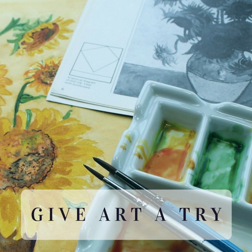 Give Art a Try Tubac School of Fine Art LLC
