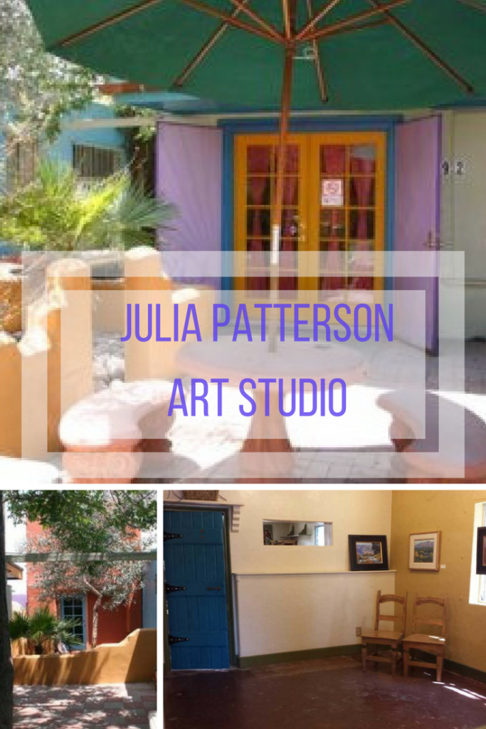 Julia Patterson Art Studio .TSFA asks artists